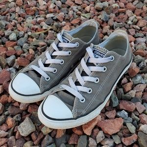 Converse All Star Gray Sneakers Kids 3